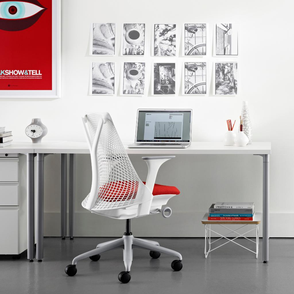 Herman Miller Sayl office chair review