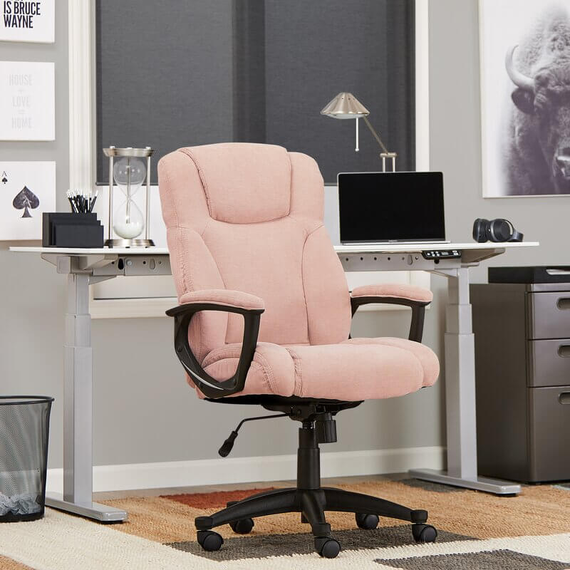 Serta Hannah office chair review - one of the best computer chair for long hours under 200 usd