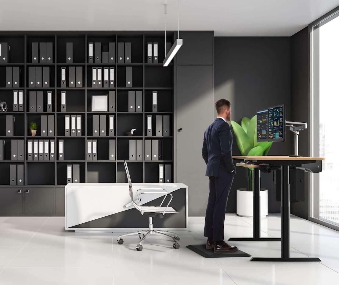 best standing desk 2021