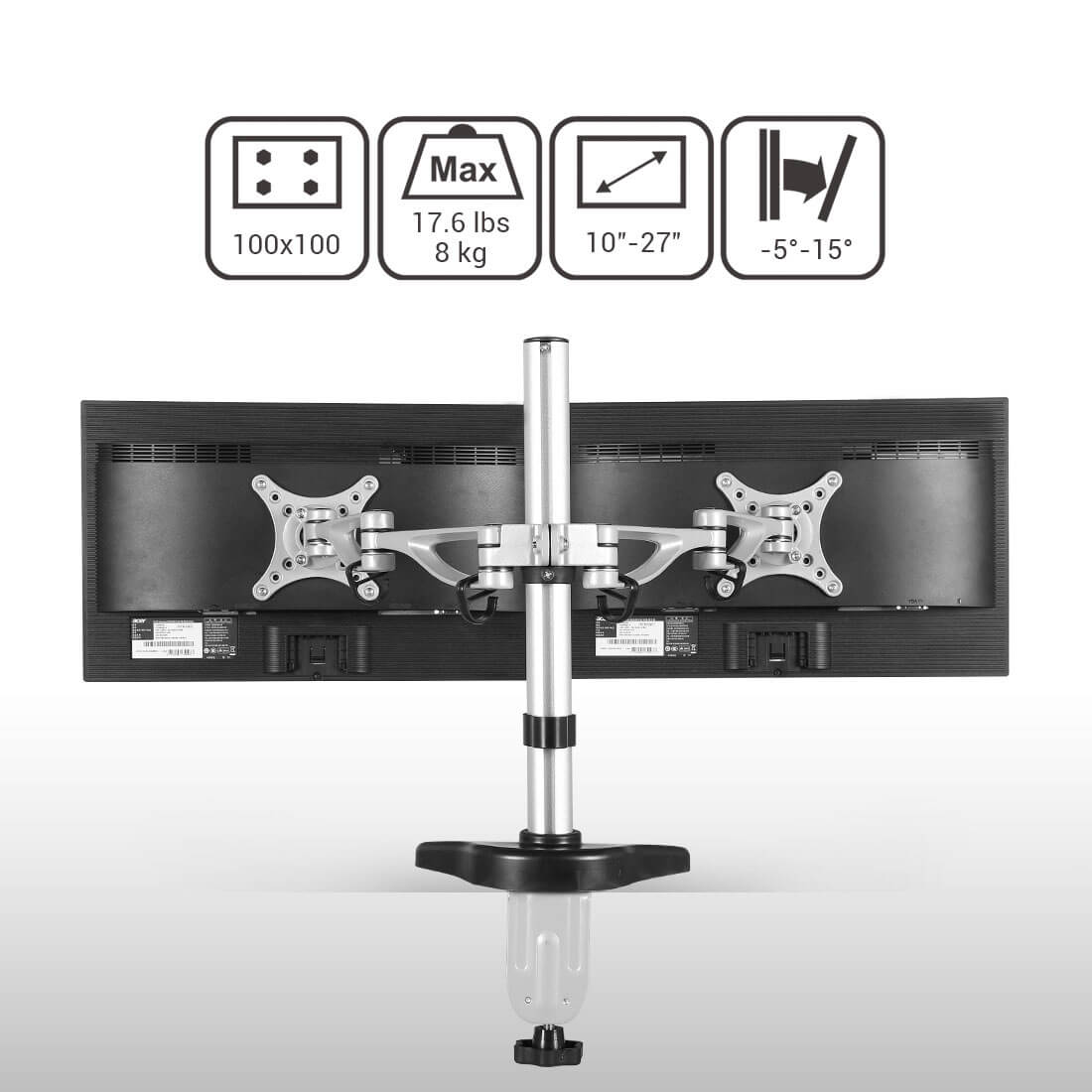 FLEXIMONTS monitor stand