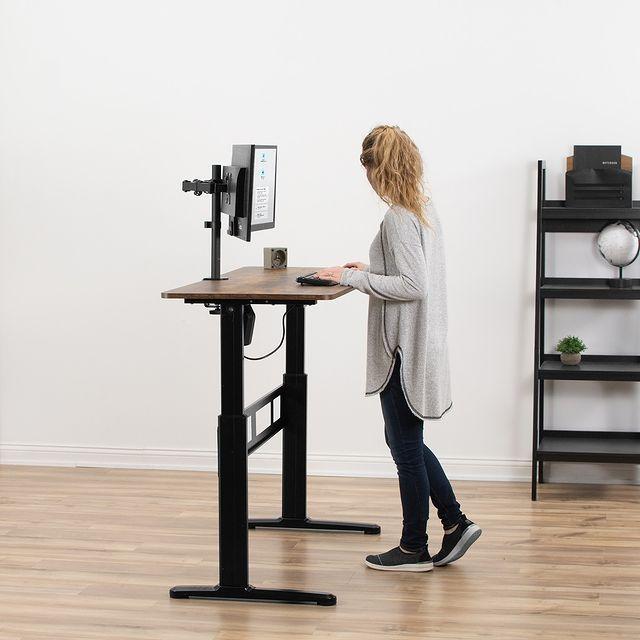 VIVO Dual monitor arm under 100