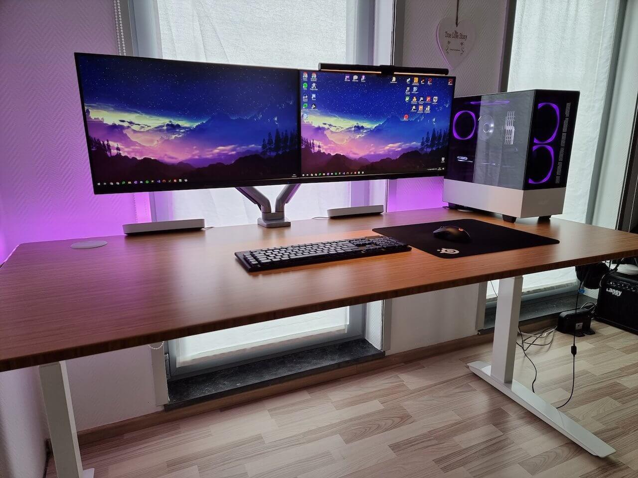 Apex desk vs fully jarvis