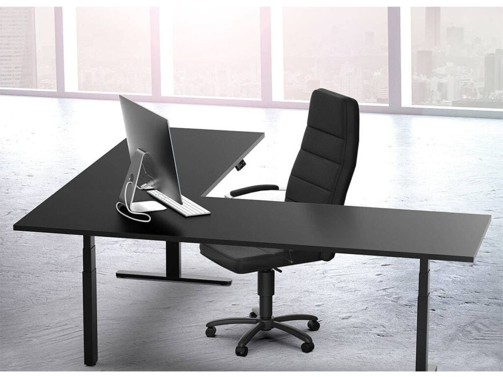 Monoprice Corner Standing Desk